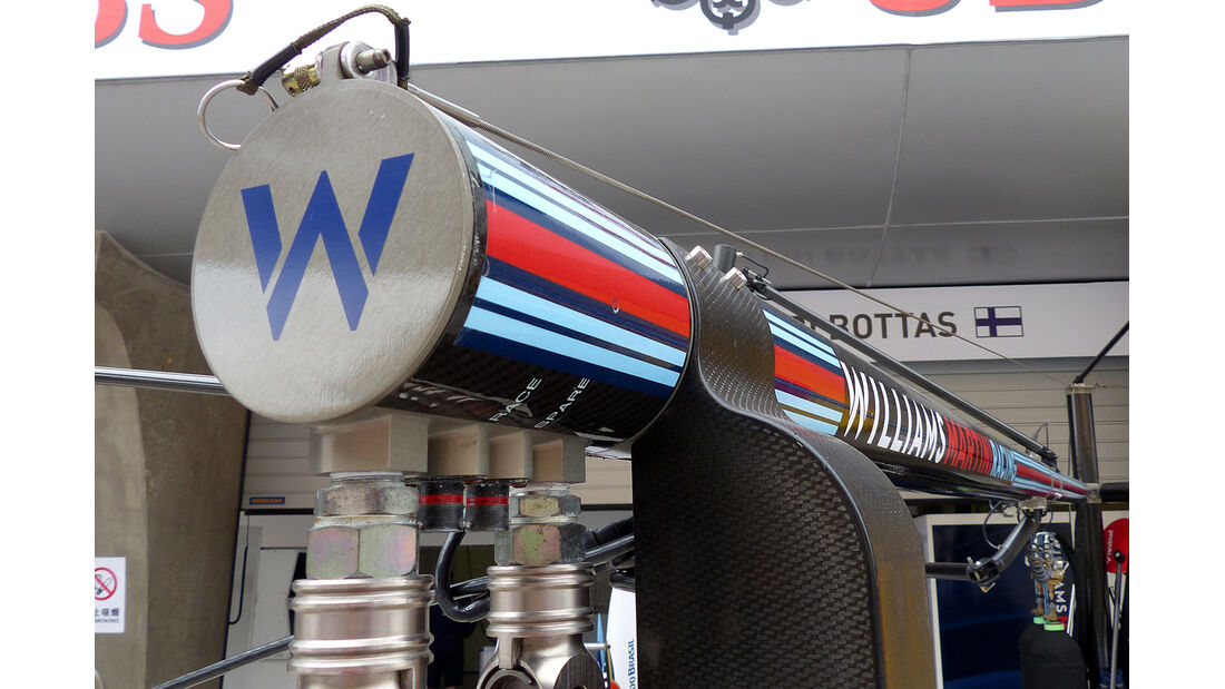 Williams - Formel 1 - GP China - Shanghai - 18. April 2014