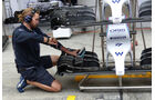 Williams - Formel 1 - GP China - Shanghai - 19. April 2014