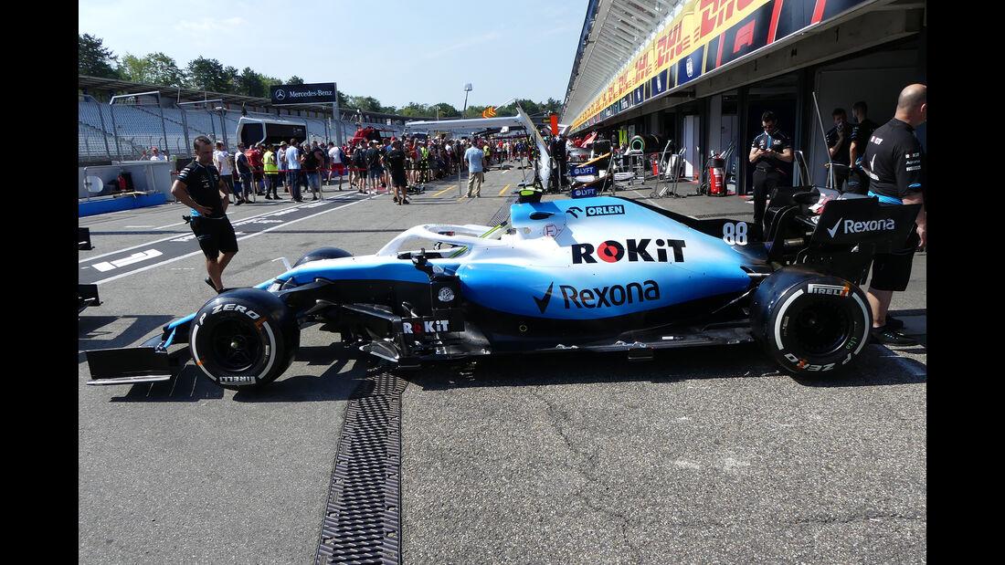 Williams - Formel 1 - GP Deutschland - Hockenheim - 25. Juli 2019