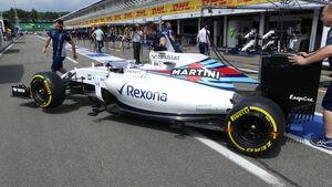 Williams - Formel 1 - GP Deutschland - Hockenheim - 28. Juli 2016
