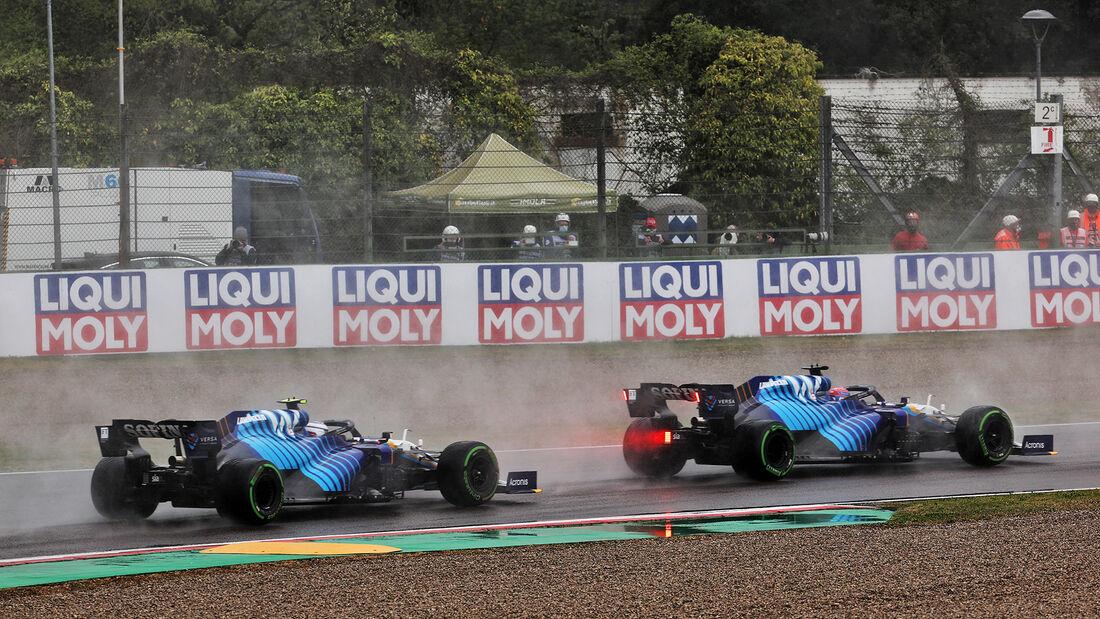 Williams - Formel 1 - GP Emilia Romagna - Imola 2021