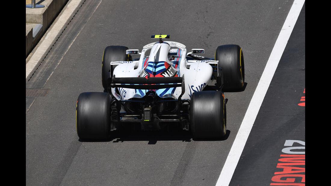 Williams - Formel 1 - GP England 2018