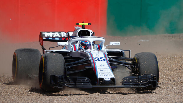 Williams - Formel 1 - GP England 2018