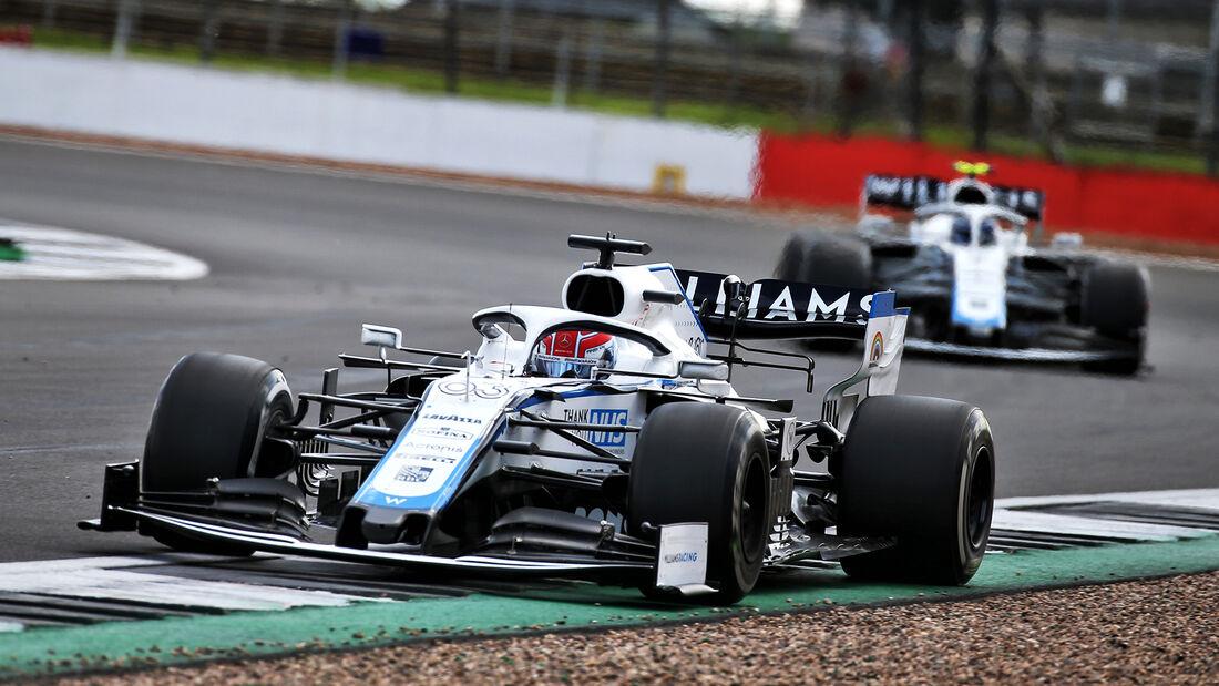 Williams - Formel 1 - GP England 2020