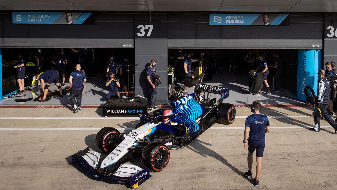 Williams - Formel 1 - GP England 2021