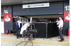 Williams - Formel 1 - GP England  - Silverstone - 4. Juli 2014