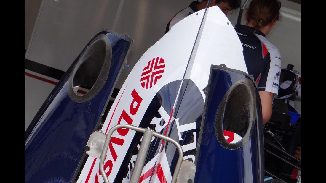Williams - Formel 1 - GP England - Silverstone - 5. Juli 2012
