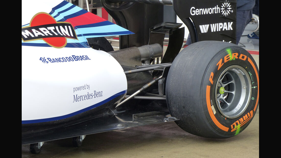 Williams - Formel 1 - GP England - Silverstone - 5. Juli 2014