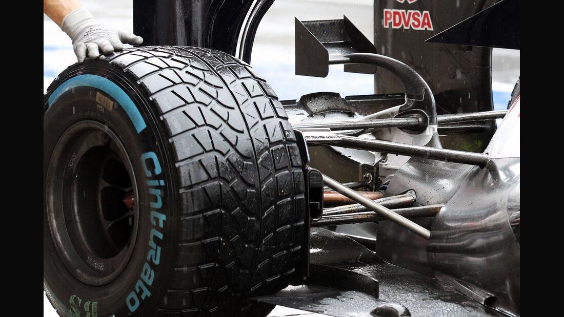 Williams - Formel 1 - GP England - Silverstone - 6. Juli 2012
