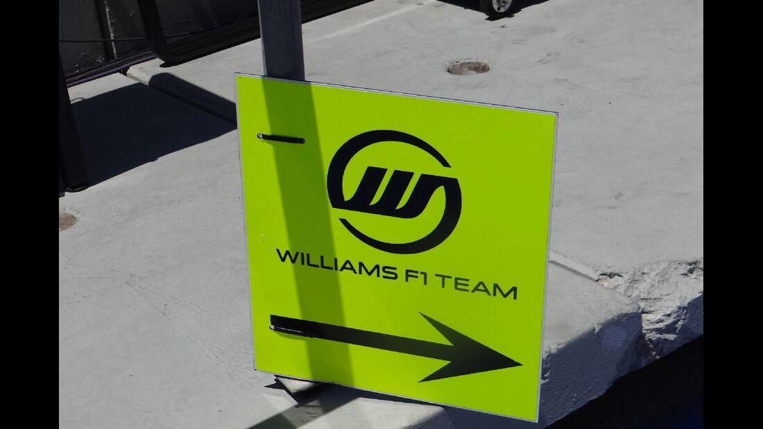 Williams  - Formel 1 - GP Europa - 23. Juni 2012