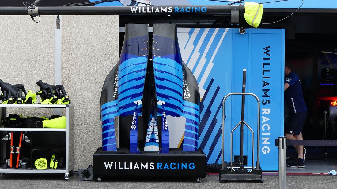 Williams - Formel 1 - GP Frankreich - 17. Juni 2021