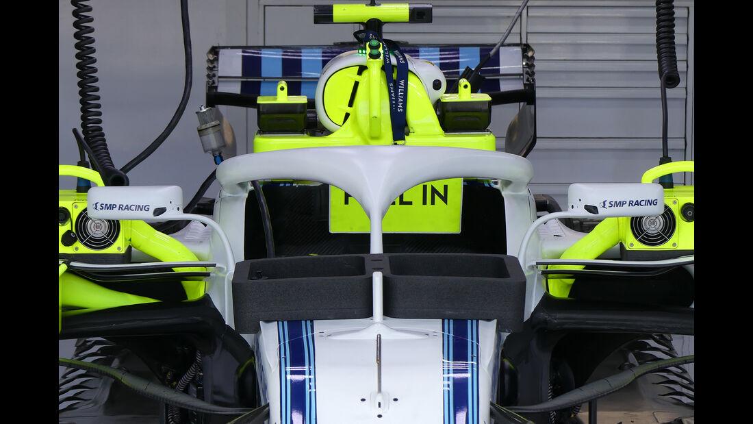 Williams - Formel 1 - GP Frankreich - Circuit Paul Ricard - 22. Juni 2018