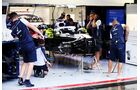 Williams - Formel 1 - GP Italien - 31. August 2018