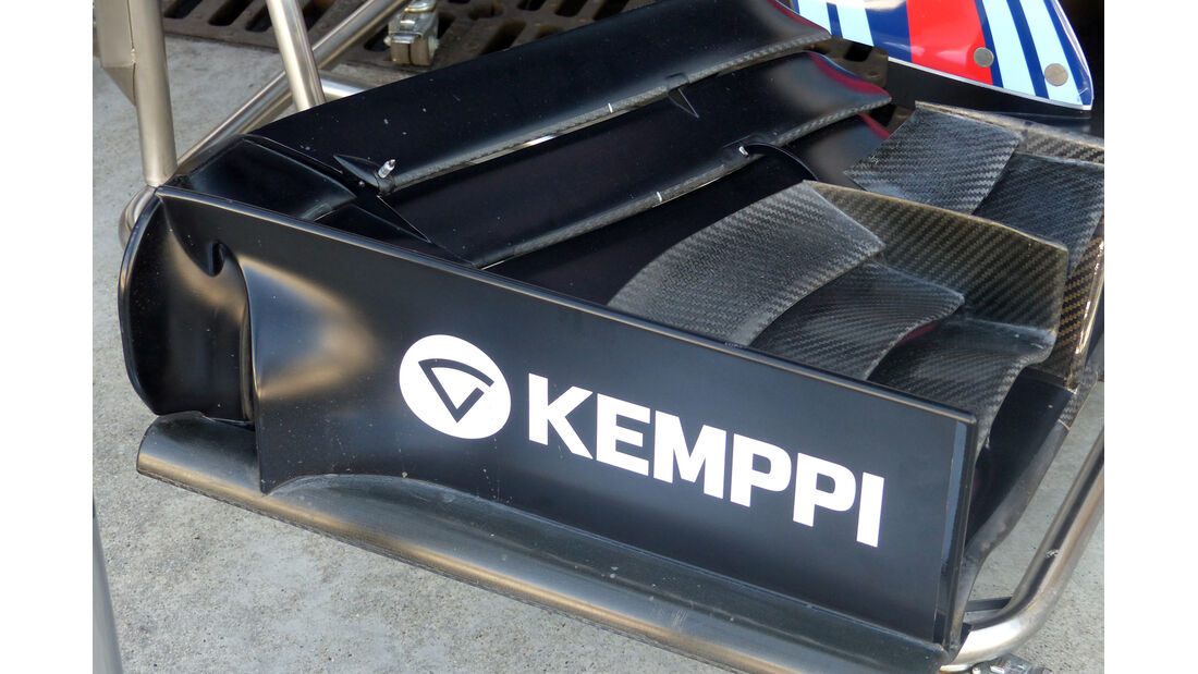 Williams - Formel 1 - GP Italien - 6. September 2014