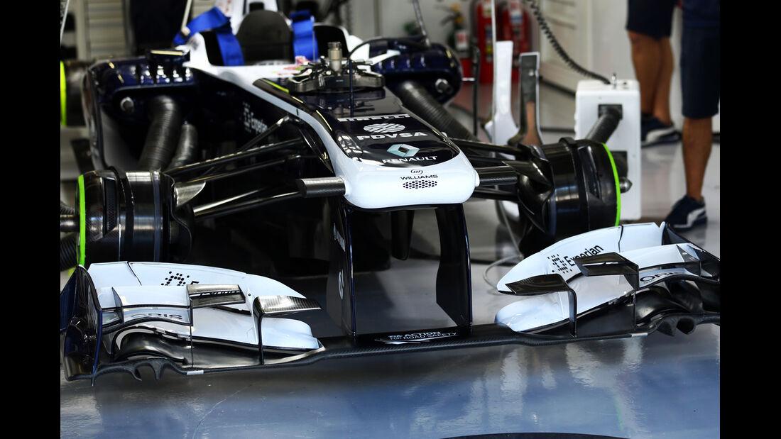 Williams - Formel 1 - GP Japan 2013