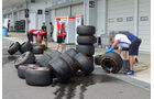Williams - Formel 1 - GP Japan - 3. Oktober 2014