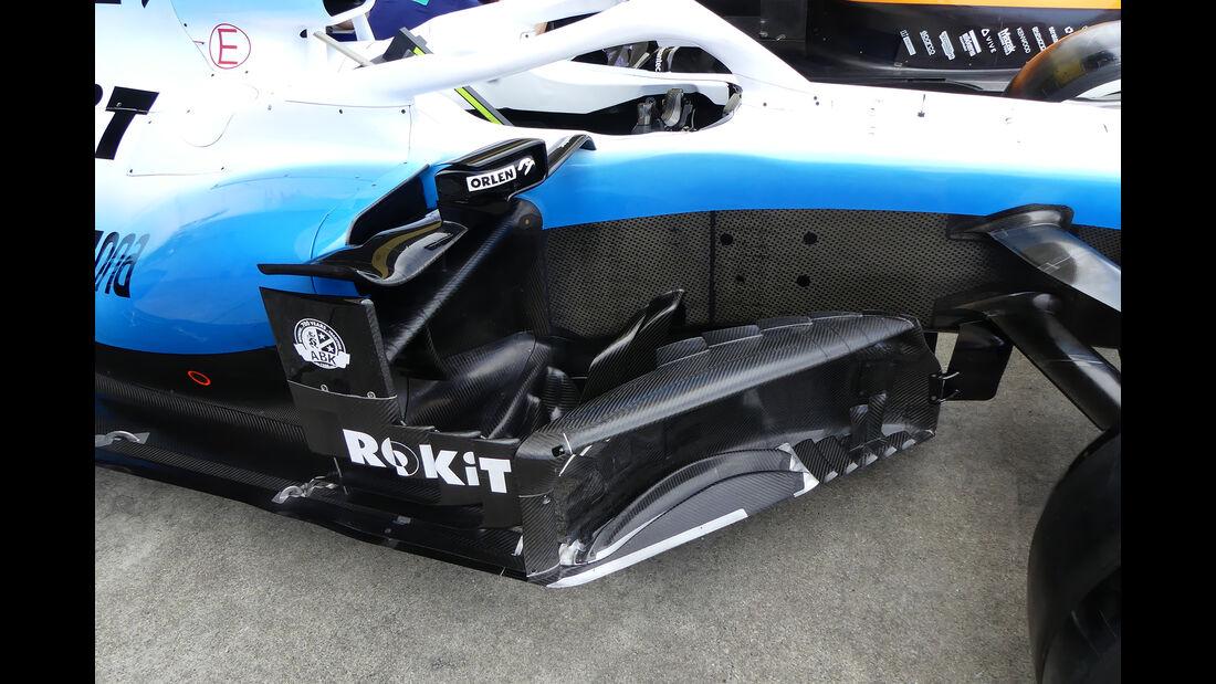Williams - Formel 1 - GP Japan - Suzuka - 10. Oktober 2019