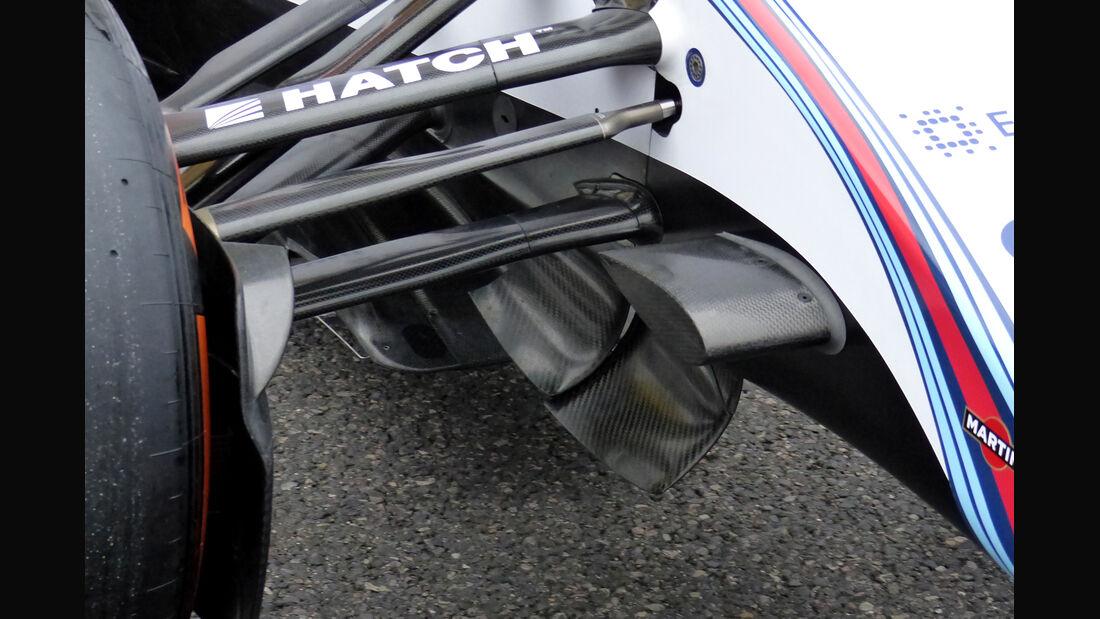 Williams - Formel 1 - GP Japan - Suzuka - 2. Oktober 2014