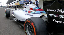 Williams - Formel 1 - GP Japan - Suzuka - 2. Oktober 2014