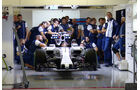 Williams - Formel 1 - GP Japan - Suzuka - 24. September 2015