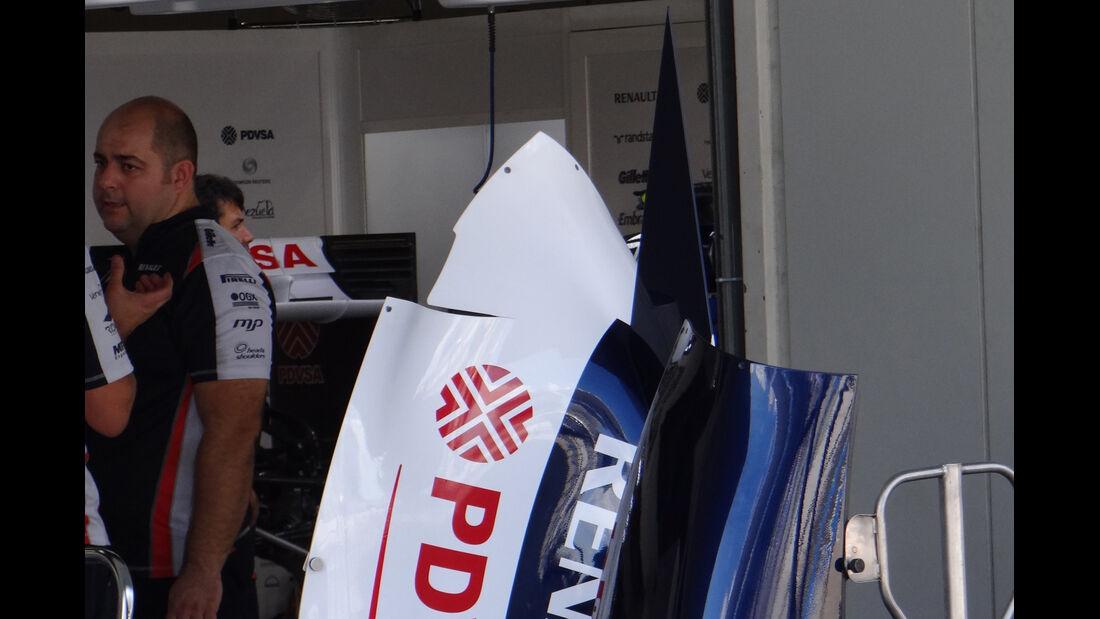 Williams - Formel 1 - GP Japan - Suzuka - 4. Oktober 2012