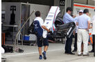 Williams - Formel 1 - GP Japan - Suzuka - 4. Oktober 2014