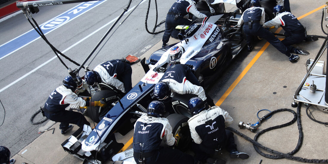 Williams - Formel 1 - GP Kanada 2013