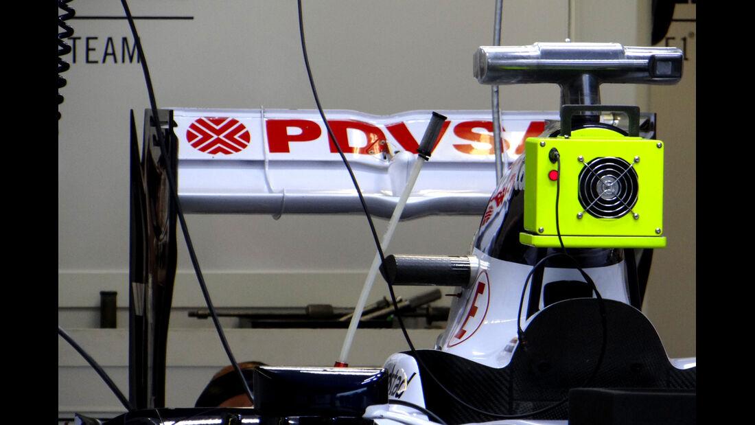 Williams - Formel 1 - GP Kanada - 7. Juni 2013