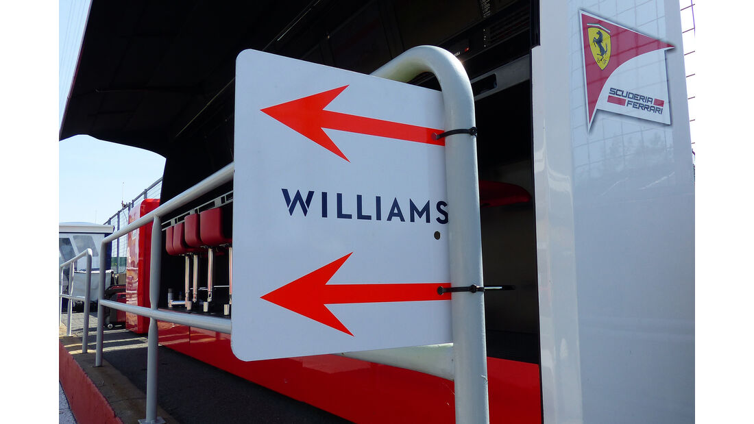 Williams - Formel 1 - GP Kanada - Montreal - 3. Juni 2015