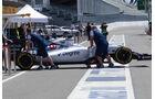 Williams - Formel 1 - GP Kanada - Montreal - 4. Juni 2015