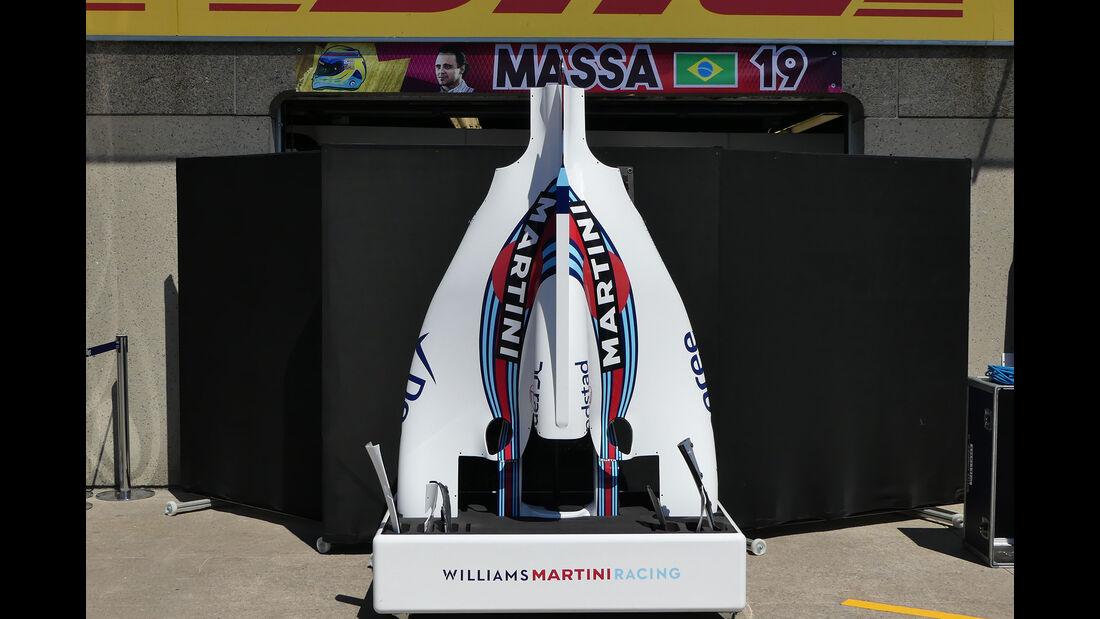 Williams - Formel 1 - GP Kanada  - Montreal - 7. Juni 2017
