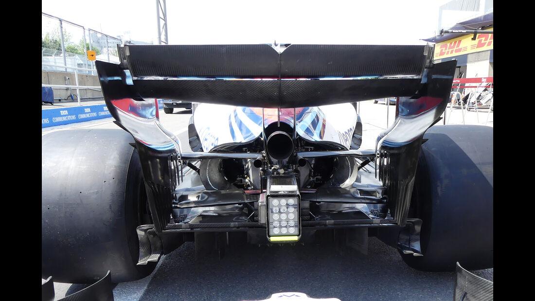 Williams - Formel 1 - GP Kanada - Montreal - 7. Juni 2018