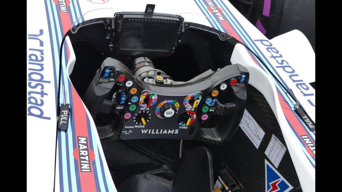 Williams - Formel 1 - GP Kanada - Montreal - 8. Juni 2017