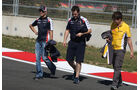 Williams - Formel 1 - GP Korea - 11. Oktober 2012