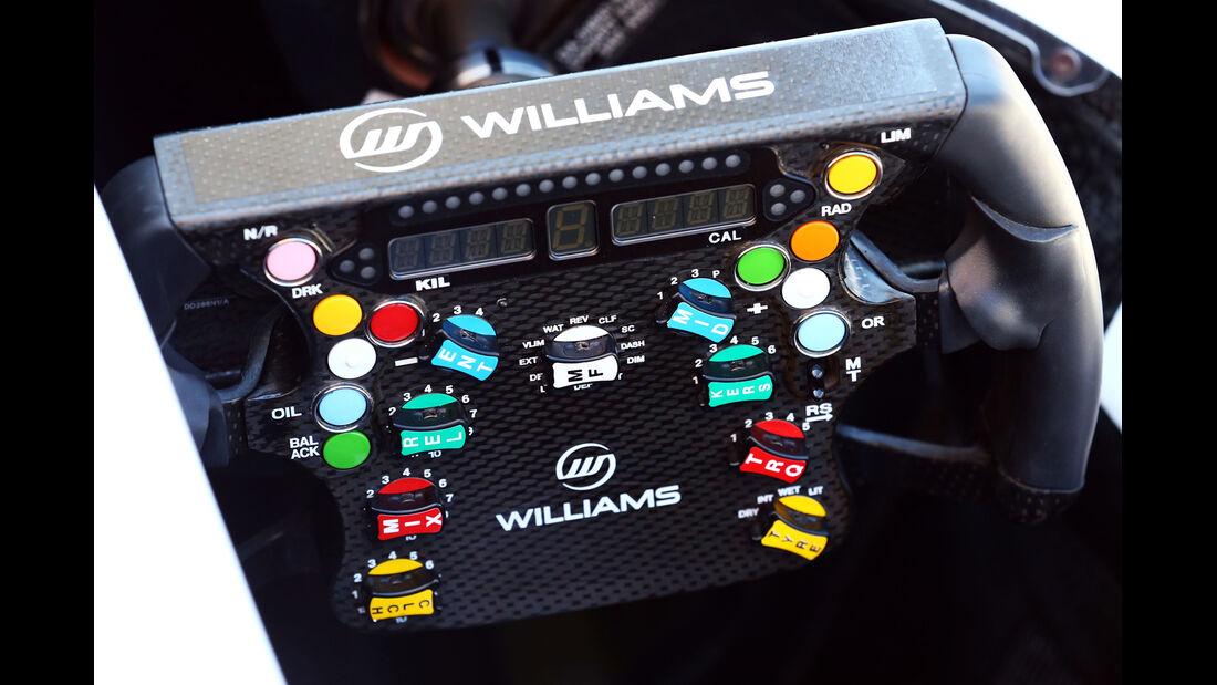 Williams - Formel 1 - GP Korea - 3. Oktober 2013