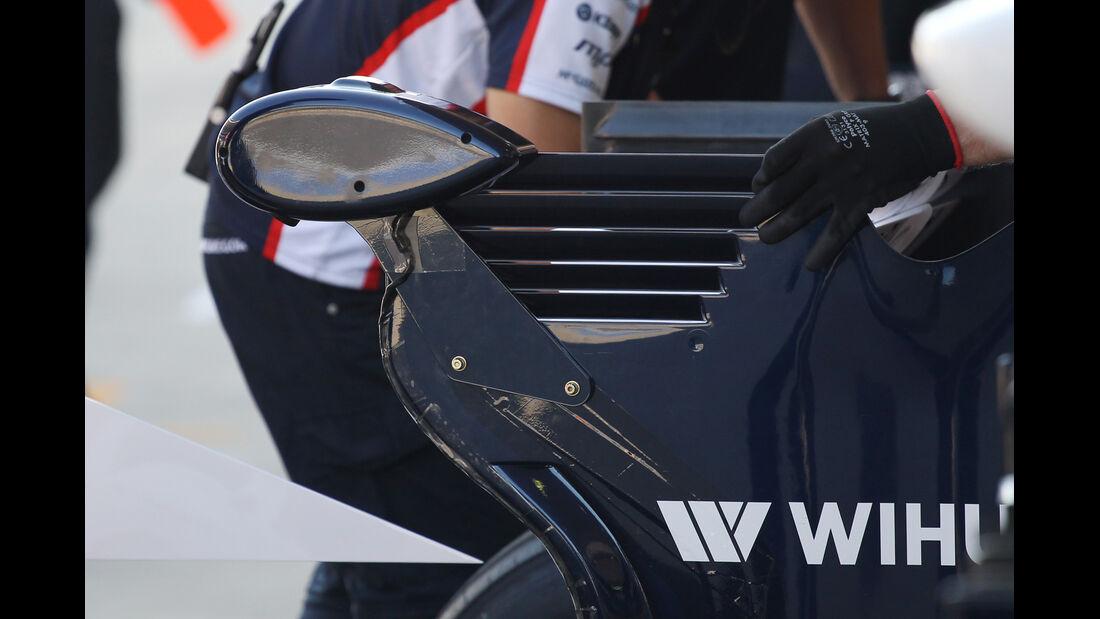 Williams - Formel 1 - GP Korea - 4. Oktober 2013