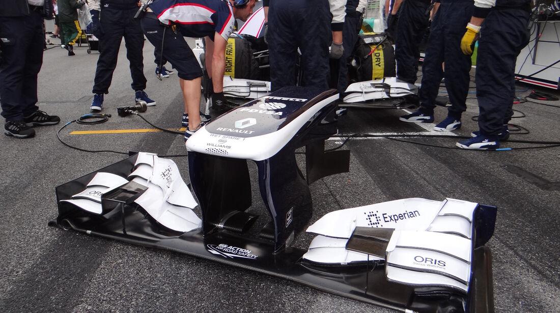 Williams - Formel 1 - GP Malaysia 2013