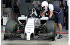 Williams - Formel 1 - GP Malaysia - Sepang - 29. März 2014