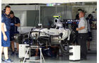 Williams - Formel 1 - GP Malaysia - Sepang - Donnerstag - 29.9.2016