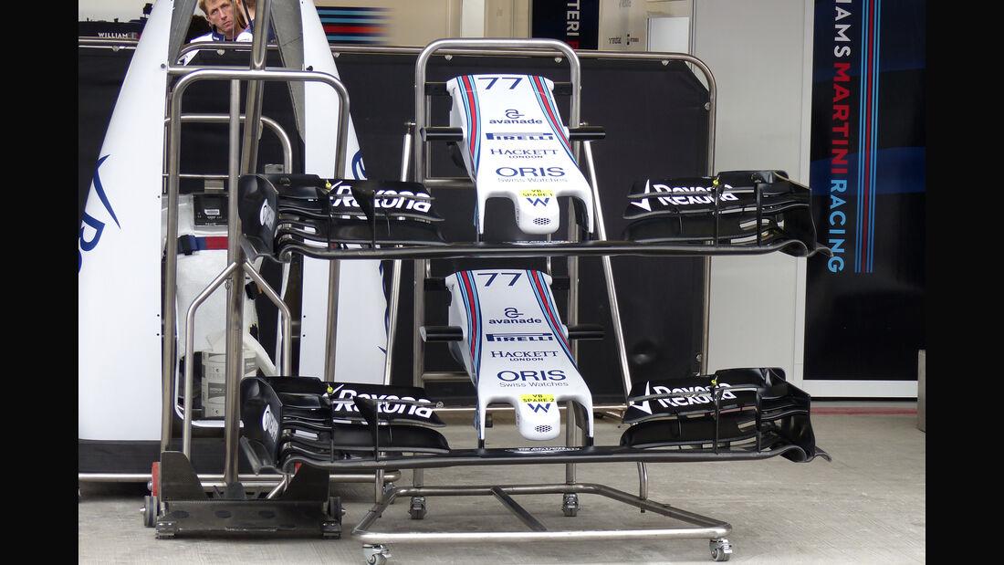 Williams - Formel 1 - GP Mexico - 28. Oktober 2015