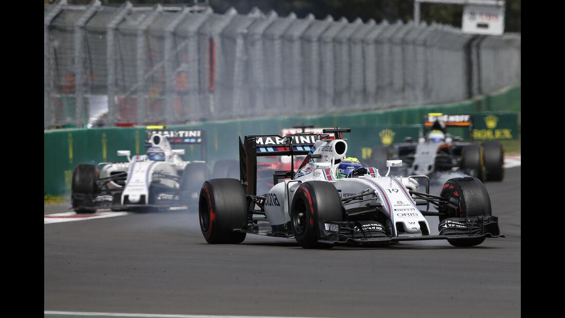 Williams - Formel 1 - GP Mexiko 2016