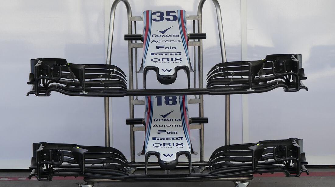 Williams - Formel 1 - GP Mexiko - 24. Oktober 2018