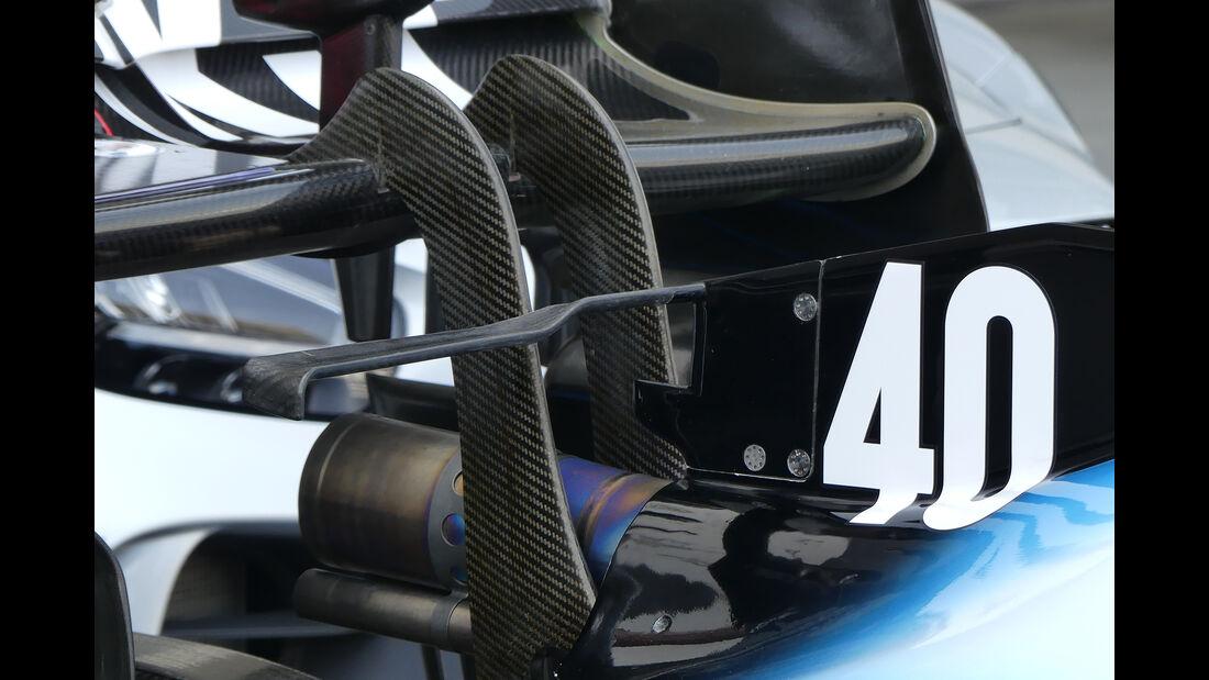 Williams - Formel 1 - GP Mexiko - 24. Oktober 2019