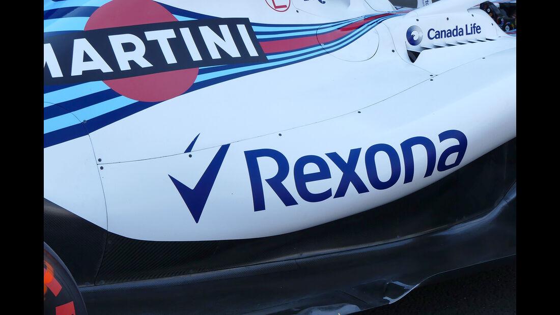 Williams - Formel 1 - GP Mexiko - 25. Oktober 2018