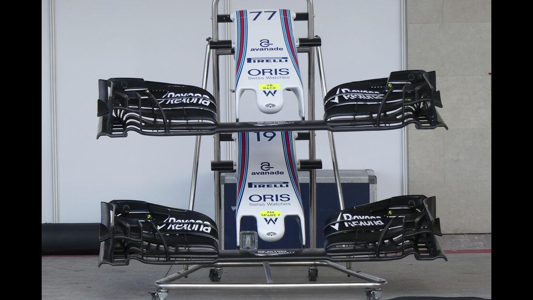 Williams - Formel 1 - GP Mexiko - 26. Oktober 2016