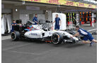 Williams - Formel 1 - GP Mexiko - 27. Oktober 2016