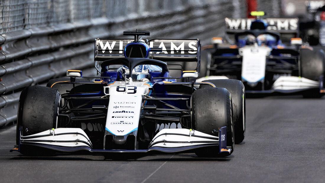 Williams - Formel 1 - GP Monaco - 2021
