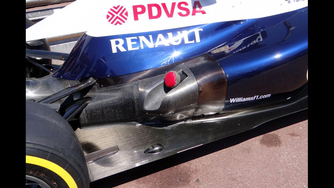 Williams - Formel 1 - GP Monaco - 22. Mai 2013