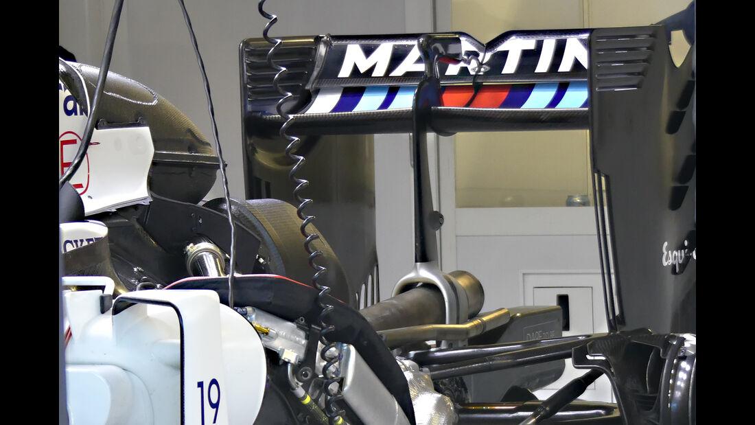 Williams - Formel 1 - GP Monaco - 24. Mai 2016