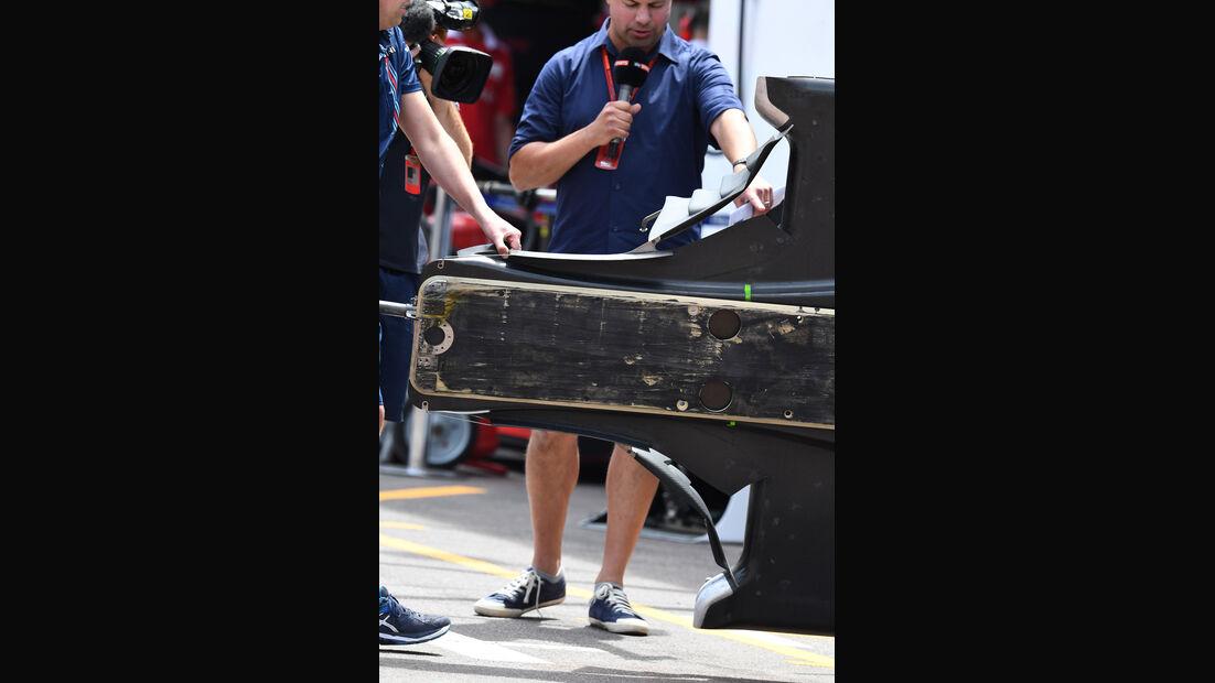 Williams - Formel 1 - GP Monaco - 26. Mai 2016